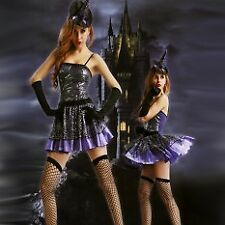 Fashionista Women Nightwear Set Costume ( Witch Design )