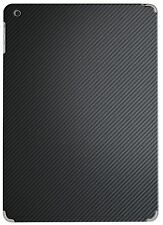 Pegatina Trasera Vinilo Fibra Carbono Negro Hellfire Trading para iPad 5 Air