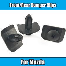 50x Bumper Clips For Mazda3 323 MX3 MX5 MX6 RX8 CX Front Rear Retainer Fastener