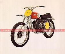HUSQVARNA 400 Cross Off Road 1970 Fiche Moto 000096