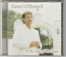 DANIEL O'DONNELL CD Album - AT THE END OF THE DAY