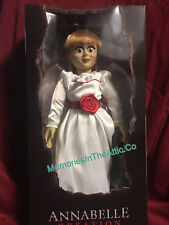 "Mezco Toyz 18"" Annabelle Creation Doll Prop Jumbo Action Figure Living Dead Doll"