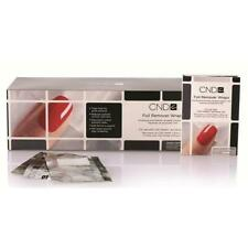 250 CND SHELLAC REMOVER POLISH WRAPS LARGER PACK