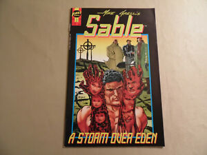 Sable #3 (First Comics 1990) Free Domestic Shipping
