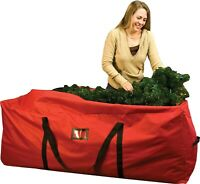 Christmas Tree Storage Bag for 6-9 Ft Tree Heavy Duty Durable Holiday Storage