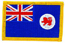 FLAG PATCH PATCHES Tasmania IRON ON EMBROIDERED AUSTRALIA STATE Territory