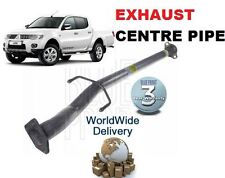 FOR MITSUBISHI L200 WARRIOR 2.5 DID 2006--> EXHAUST SILENCER CENTRE SECTION PIPE