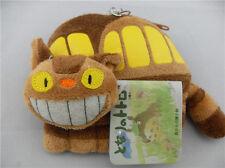 My Neighbor Totoro Plush Doll Cat Bus Ghibli Wallet/Purse Coins Bag