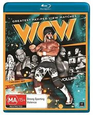 WWE - Greatest Pay-Per-View Matches : Vol 1 (Blu-ray, 2014, 2-Disc Set)