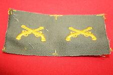 U.S. WW2 - KOREA M43 JACKET MILITARY POLICE MP BADGE CLOTH US COLLAR BOS OFFICER