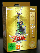 THE LEGEND OF ZELDA SKYWARD SWORD LIMITED EDITION PACK ITALIANA NINTENDO WII NEW