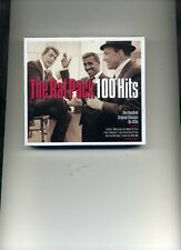 THE RAT PACK - 100 HITS - FRANK SINATRA DEAN MARTIN - 4 CDS - NEW!!