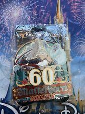 Disney Wdi D23 2019 Matterhorn Abominable Snowman 60th Anniversary Le300 Pin