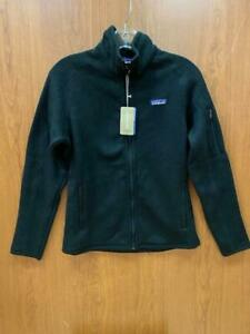 Patagonia Women's Better Sweater Full Zip Jacket (Black, 2XL) 25543 $139 Retail