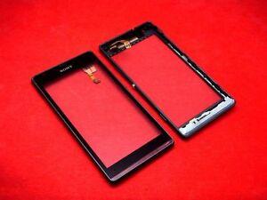 Original Sony Xperia SP C5303 M35i Touchscreen Touch Digitizer inkl Rahmen Frame