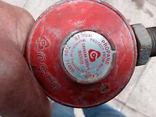 Propane gas regulator,with hose.