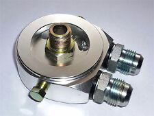 Adaptor Oil Cooler Supply Steel AN10 Fittings JACKMASTER, 18mm V6 Holden