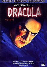 Dracula (1931) Tod Browning, Bela Lugosi / Dvd, New