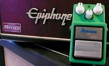 Modify your Ibanez TS9 Tube Screamer with upgrades! Mod Service Only (No Pedal)!