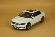 1/18 the Next Generation All New Volkswagen Magotan B8 2017 white color + GIFT