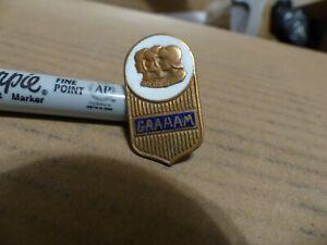 Graham Brothers Cloisonné Emblem Paige vintage ornament 1930's badge1933