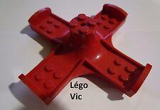 Lego 4874c01 Fabuland Merry-Go-Round Small pied de parasol 12x12x2 du 3681 3659
