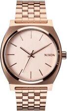 Relojes de pulsera Nixon oro rosa