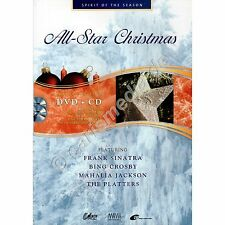 DVD & CD: All-Star Christmas - Special Edition - 30 engl. Weihnachtslieder *NEU*