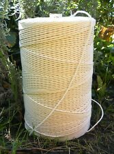 Kerzendocht Runddocht für Bienenwachs Baumwolldocht Docht für Kerzen 1 - 100 m