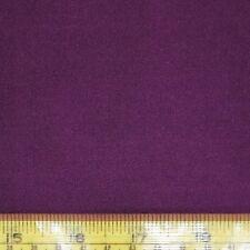 "Over 1/2 Yard Dark Purple 27"" x 58"" Rayon Fabric"