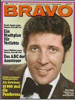 BRAVO Nr.25 vom 17.6.1968 Tom Jones, Peggy March, Jean-Claude Pascal... - TOP