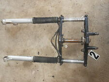 1983-85 Yamaha 225dx Three Wheeler Front Fork Assembly