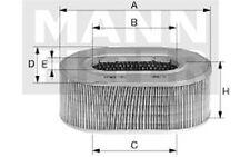MANN-FILTER Filtro de aire FORD SIERRA GRANADA SCORPIO C 3975/1