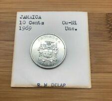 1969 10 CENTS JAMAICA