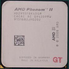 AMD PhenomⅡ X4 955 Black Edition HDZ955FBK4DGM Socket AM3 CPU
