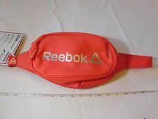 Reebok Fanny Pack Xenon Hype Pink RSF94850 Hip pack travel Adjustable Strap Key