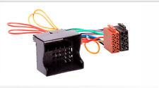 Carav 12-023 autoradio cable del adaptador ISO para Ford mondeo C-Max tránsito Quadlock