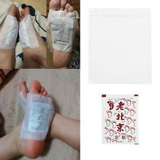 Detox Foot Patch Pad Natural Plant Herbal Toxin Removal Weight Loss Clean FV