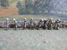 Red Box Colonial German troops 1:72 painted