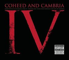 Coheed & Cambria - Good Apollo I'm Burning Star IV Volume One: From [New CD] Exp