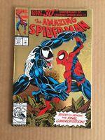 AMAZING SPIDER-MAN #375 Marvel Comics Giant-Sized 30th Anniversary ~ 1993