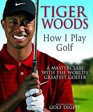 Tiger Woods: wie ich Golf spielen, Wald, Tiger, gebraucht; gute Buch
