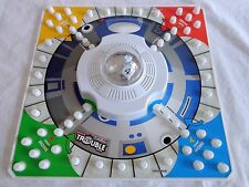 STAR WARS Trouble Game BOARD ONLY Pop O Matic R2-D2 Electronic Sounds 2009