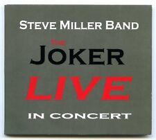 Steve Miller Band 2014 The Joker Live US CD Sailor Records SR001CD