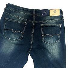 L34 Klassische Stonewashede Damen-Jeans