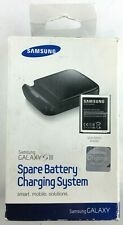 Samsung Galaxy SIII/S3 Spare Battery Charging System and Stand w/ Battery