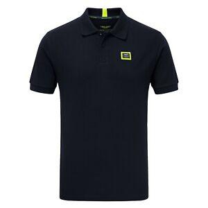 Aston Martin Racing Men's Travel Polo Shirt, Navy