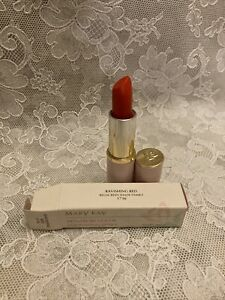 NIB Mary Kay Signature Color Moisturizing Lipstick RAVISHING RED 1736 NEW IN BOX