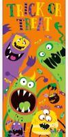 Halloween Kids Children's Little Monsters Trick Or Treat Door Banner Decorations