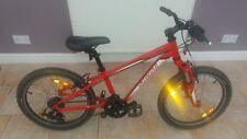 Childs mountain bike, Specialized Hotrock in red. Only 3 years old, looked after